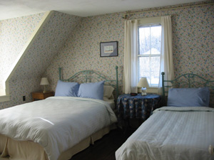 Nereledge Inn Bed & Breakfast Room 5